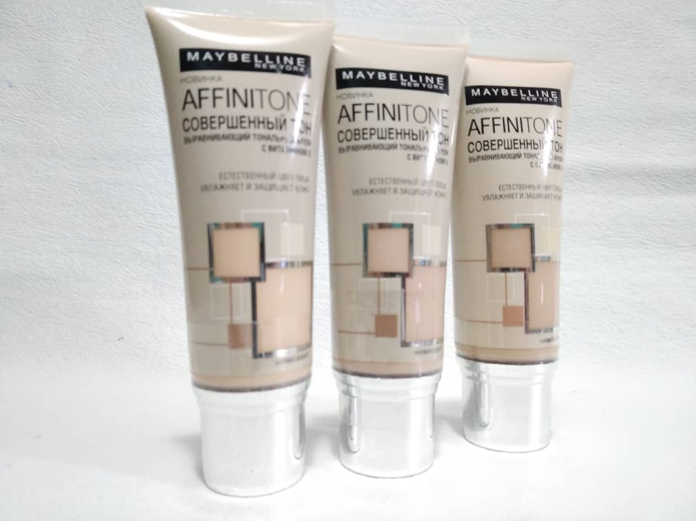 Base Maybelline Affinitone