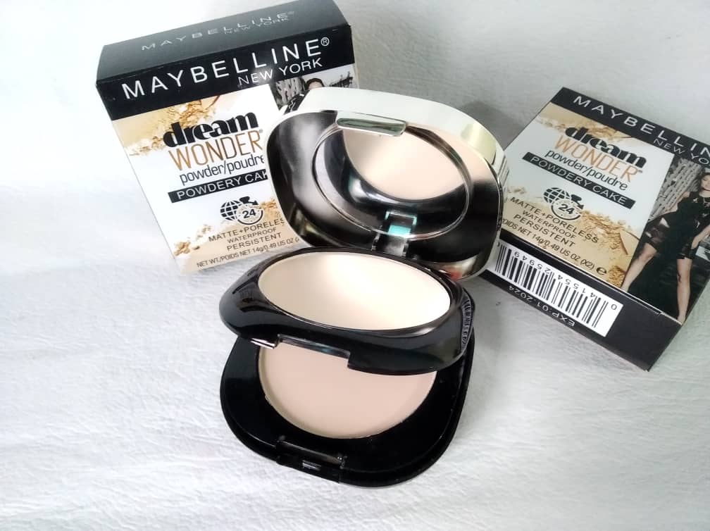 Polvo Doble Maybelline
